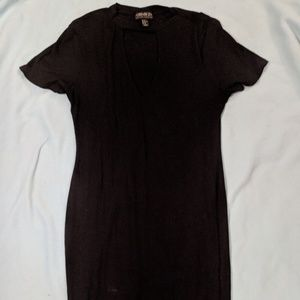 Black 2X dress